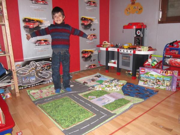 tapis de jeu pour lego friends photo 4. Black Bedroom Furniture Sets. Home Design Ideas